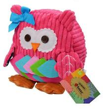 Cute Baby Toddler Kids Child Cartoon Backpack Schoolbag, Pink Owl