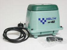 Original HiBlow HP-40 von Takatsuki - 40 L/min. - 38 Watt - Koi Teich Belüfter