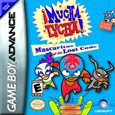*NEW* Mucha Lucha Mascaritas of the Lost GBA