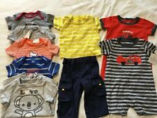 Baby Boy  6 Months Clothing Lot!