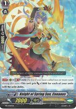 CARDFIGHT VANGUARD PROMO CARD: KNIGHT OF SPRING SUN, CONANUS - PR/0387EN