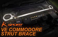 K-SPORT Strut Brace TOWER BAR FOR VE V6 Sedan,Ute,Wagon - SportsWagon Commodore