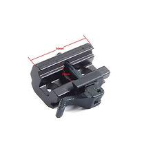 Cam Lock QD Bipod Sling Adapter for Picatinny Quick Detach Weaver Rails NIA