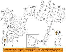 VOLVO OEM 10-17 XC60 Rear Seat-Lock Right 39852162