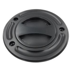 Black Gas Cap Twist Off Fuel Tank Cap For Kawasaki ZX-14R/ ZZR1200 /ZRX1200R