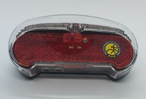 AXA Riff Battery LED Pannier Rack Rear Light - SHOP SOILED