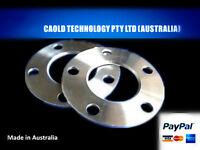 Wheel Slip On Spacers 5 mm 5x114.3 68.1 mm Hub Centric 2 Pcs for Aston Martin