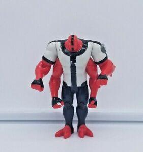 Ben 10 Alien Four Arms Figure (Bandai 2008)
