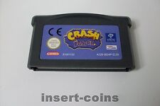 Crash badicoot fusion-Nintendo Game Boy Advance/DS #gb4