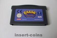 Crash Badicoot Fusion   -   Nintendo Game Boy Advance / DS  #GB4