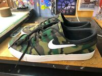 Nike SB Zoom Stefan Janoski Canvas Camo White Size US 10.5 Men 615957 901 New