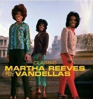 MARTHA REEVES AND THE VANDELLAS - CLASSIC CD ~ R&B GREATEST ~ HITS BEST OF *NEW*
