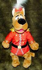 1998 Warner Bros Store Scooby Doo Nutcracker Bean Bag Plush Christmas Holidays