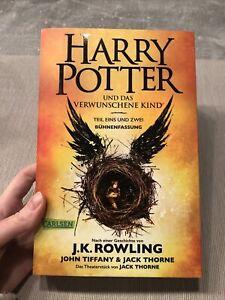 Harry Potter und das verwunschene Kind. Teil eins und zwei (Bühnenfassung)...
