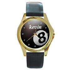 Piscine Boule Billard 8 ball Personnalisé Rond Watch ** grande idée cadeau **