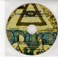 (DS652) Futur Primitif, Digital Space - 2013 DJ CD