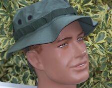 Boonie Hat Multi Cam Rip Stop Digital OD Green Army Military USMC Infantry P38