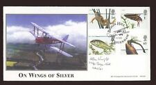 2001 Pondlife Biggin Hill SIGNED 92 SQDN ace A Wright