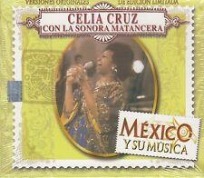 Celia Cruz Mexico y su Musica Box set 3CD New Nuevo sealed