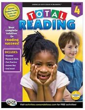 Total Reading - 4th Grade Paperback Workbook
