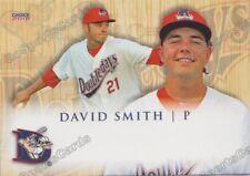 2018 Auburn Doubledays David Smith RC Rookie Washington Nationals