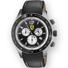 The Scuderia Ferrari Chrono Watch Black Ring B 270027170