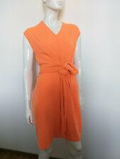 MONIQUE COLLIGNON women's dress orange  cotton stretch size L