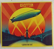 Led Zeppelin Celebration Day 2-CD+2-DVD UK 2012 Caja multidigipack desplegable