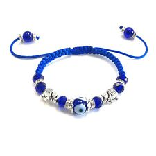 Evil Eye  Bracelet  Elephant Bracelet Blue Evil Eye Bracelet For Protection