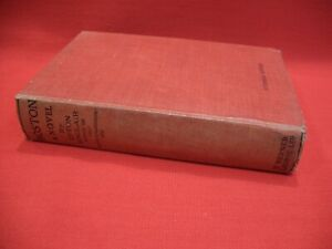 BOSTON A NOVEL BY UPTON SINCLAIR HB 1ST /1ST UK EDITION 1929 T WERNER LAURIE