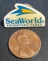SEAWORLD ADVENTURE PARKS Amusement Park COLLECTOR'S PIN