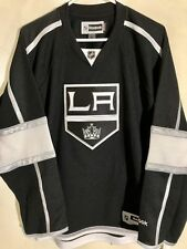 Reebok Women's Premier NHL Jersey Los Angeles Kings Team Black Alt sz L