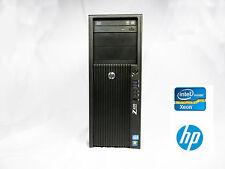 HP Z420 Workstation Xeon Quad Core 2.8GHz 32GB RAM 100G SSD+ 2TB HD Quadro 4000