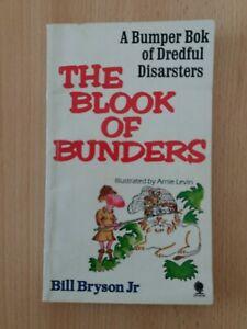 BILL BRYSON JR.THE BLOOK OF BUNDERS IN ENGLISCHER SPRACHE