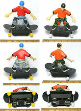 1990s TYCO 1:24 Slot Car Skateboarder SKATE BOARD FACTORY PROTOTYPES Hand Built