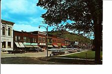 Port Allegany, PA   Business District Early 1960s