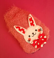 DARK PINK BUNNY DOG JUMPER TOP CHIHUAHUA PUPPY MALTESE YORKIE TOY SMALL 22CM