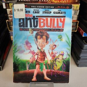 The Ant Bully Nicolas Cage  60% OFF 4+ DVD $2 Each