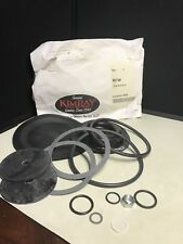 "New Partial Kimray Valve Repair Kit RFW 4"" MA DB PO RE"