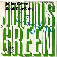 "Julius Green Rock your baby (1982)  [7"" Single]"