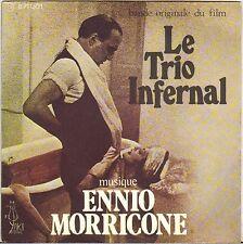 "ENNIO MORRICONE / MARLON BRANDO ""LE TRIO INFERNAL"" B.O. FILM 70'S SP YUKI 871001"