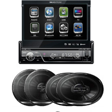 "Soundstream Car Stereo / Pioneer TS-G6930F TS-G1620F 6x9"" 6.5"" Speakers"