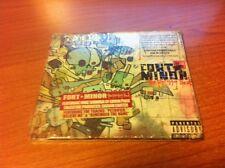 CD PROMO FORT MINOR THE RISING TIED 9362-49388-2 SIGILLATO 2005 PS DIGIPACK