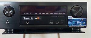 DENON AVR-X1200W Dolby Atmos TrueHD Bluetooth 4K HDCP 2.2 WLAN 7.1 HDMI Airplay