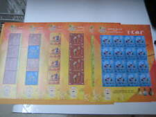 India 2016 Set of 6 Sheetlets on Rio Olympics - Limited Edition!!!