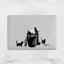 Funny Cat Decal for Macbook Pro Sticker Vinyl Air Mac 13 15 Laptop Skin Kitten