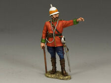 KING & COUNTRY SONS OF EMPIRE SOE013M LUDHIANA SIKHS REGT. BRITISH OFFICER MIB