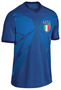Italien Trikot Fußball WM EM Fan Trikot Blau