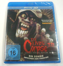 The Living Corpse 3D - Anime Horror 2D / 3D Blu-Ray - 2012 - NEU