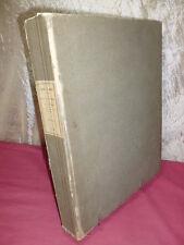 Académie Royale des sciences / MÉMOIRES DES SAVANTS ÉTRANGERS in-folio 16 planch